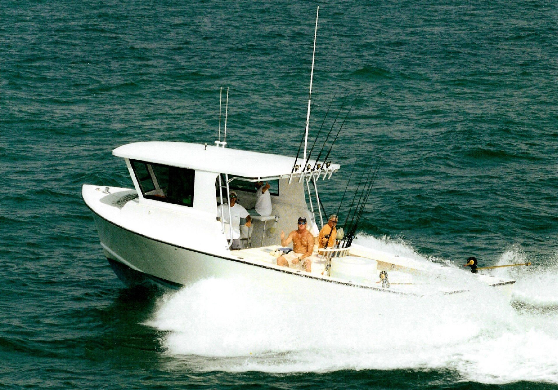 Deep sea fishing charters florida charter fishing for Fishing clearwater fl